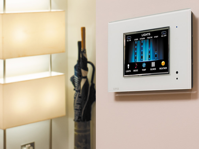 C-Bus Control and Internet of Things Gadgets Installation and Data Wiring by Shockproof Electrical and Data