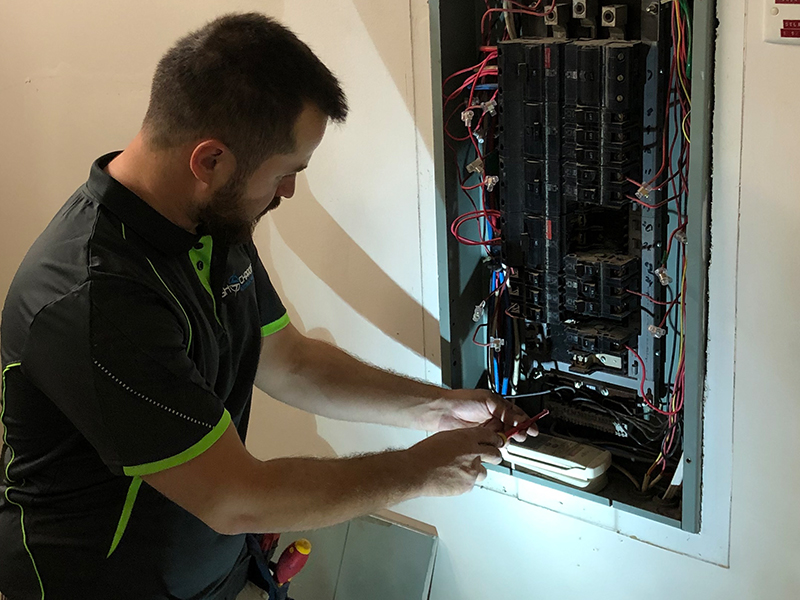 Residential Electrician Melbourne - Shock Proof Electrical and Data