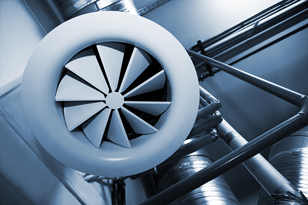 Industrial Exhaust Fan Installation and Upgrade in Melbourne