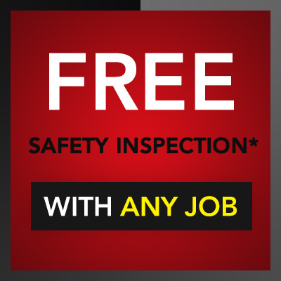 Electrician Discounts and Promotions - Free Safety Inspections