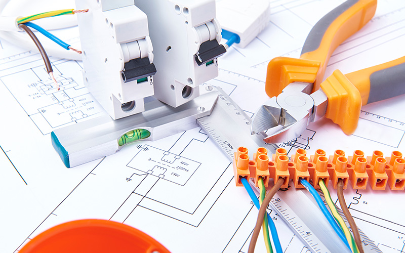 electrical switchboard upgrade and safety switch issues